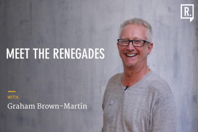 Graham Brown-Martin