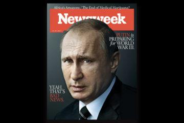 Newsweek-Putin