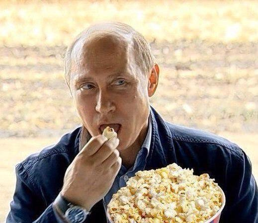 Putin awaits being sued by the DNC...